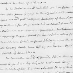 Document, 1779 September 21