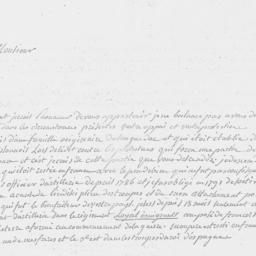 Document, 1794 October 29