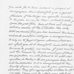 Document, 1782 September 04