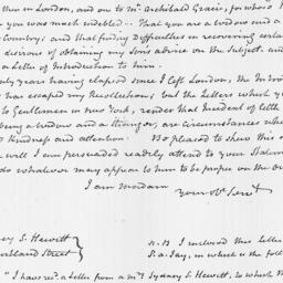 Document, 1816 May 20