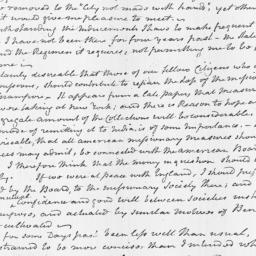Document, 1813 January 12