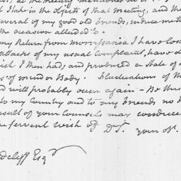 Document, 1812 September 16