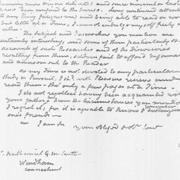 Document, 1810 February 08