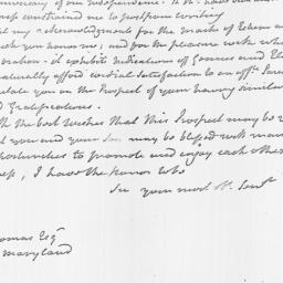 Document, 1807 September 02