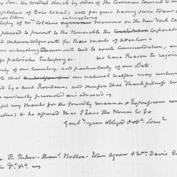 Document, 1826 October 13