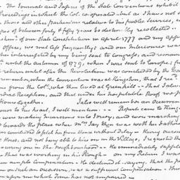 Document, 1823 August 18