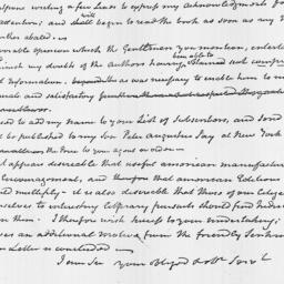 Document, 1820 July 31
