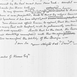 Document, 1818 November 27