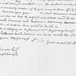 Document, 1795 November 17