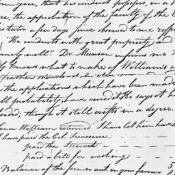 Document, 1805 January 12