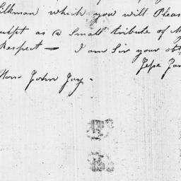 Document, 1819 June 09