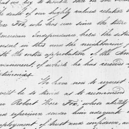 Document, 1818 November 05