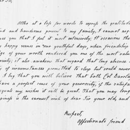 Document, 1812 December 06