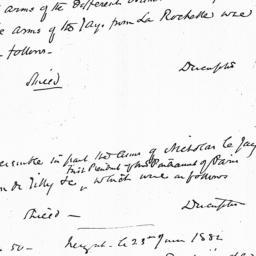 Document, 1882 June 18