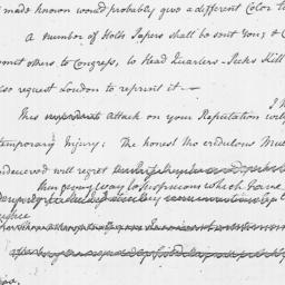 Document, 1777 July 26