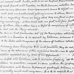 Document, 1806 April 14