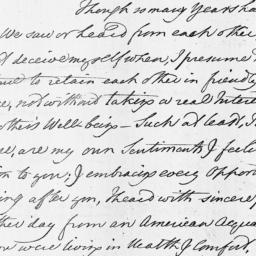 Document, 1809 August 01
