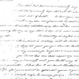 Document, 1817 March 21
