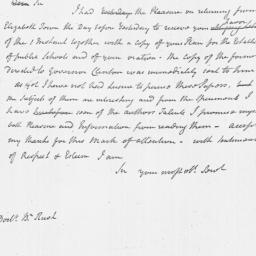 Document, 1786 April 12