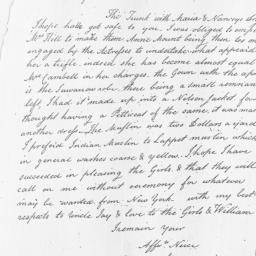 Document, 1799 December 29