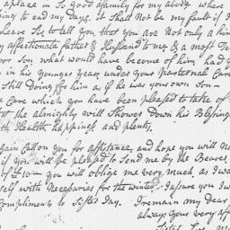 Document, 1789 October 18