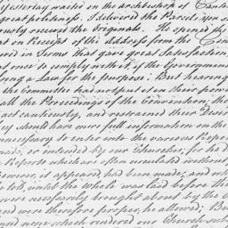 Document, 1796 March 04