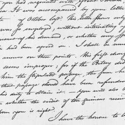 Document, 1796 January 21