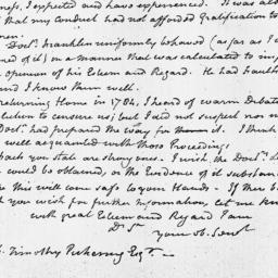 Document, 1810 February 09