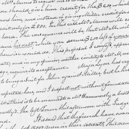 Document, 1811 May 10