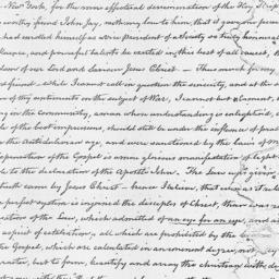Document, 1817 August 28