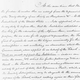 Document, 1800 February n.d.