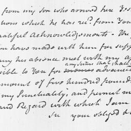 Document, 1802 November 15