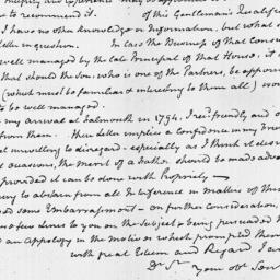Document, 1819 January 11
