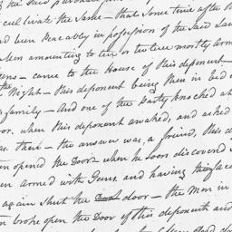 Document, 1798 February 15