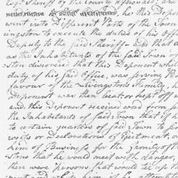 Document, 1798 February 16