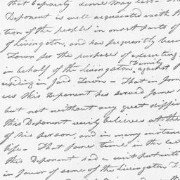 Document, 1798 February 13