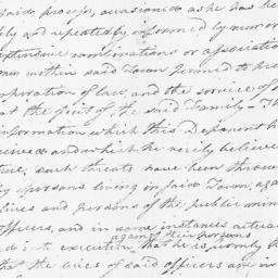 Document, 1798 February 19