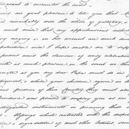 Document, 1823 July 04