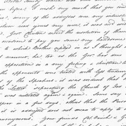 Document, 1823 May 09