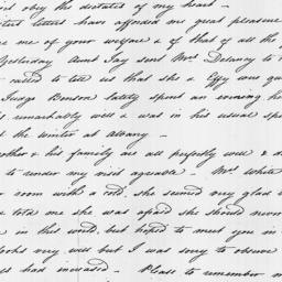 Document, 1822 March 29