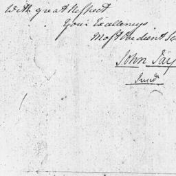 Document, 1779 August 05