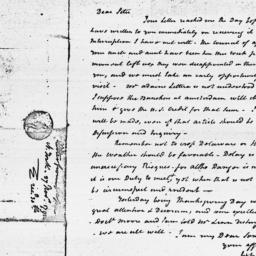 Document, 1795 November 27