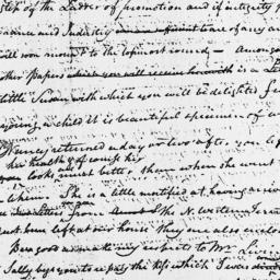Document, 1796 November 23