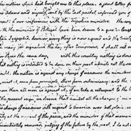 Document, 1786 April 23