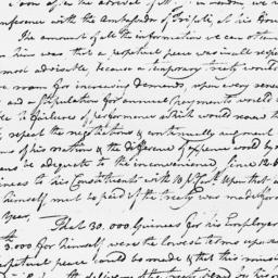 Document, 1786 March 28