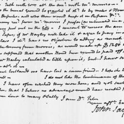 Document, 1815 May 14