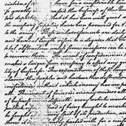 Document, 1779 July 03
