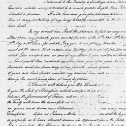 Document, 1796 September 07