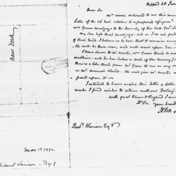 Document, 1805 June 28