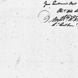 Document, 1779 June 09